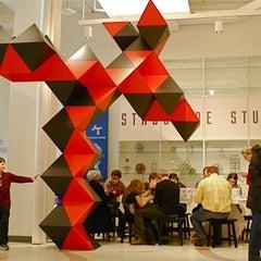 Photo taken at Museum of Mathematics (MoMath) by Angel Hana A. on 12/17/2012