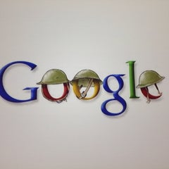 Photo taken at Google Washington by Bradley B. on 9/25/2014