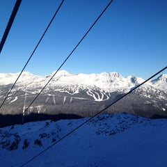 Photo taken at Peak Express Chair by W P. on 12/7/2013