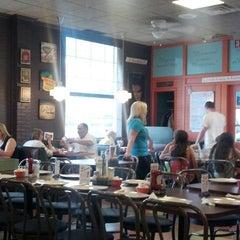 Photo taken at SideStreet Diner by Tim B. on 6/21/2013