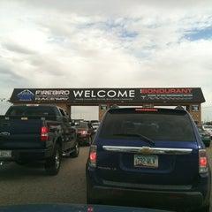 Photo taken at Firebird International Raceway by Abby R. on 3/30/2013