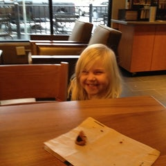 Photo taken at Starbucks by Kim H. on 10/27/2012