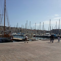 Photo taken at Mercure Marseille Centre Vieux Port by Tolga ö. on 6/6/2014