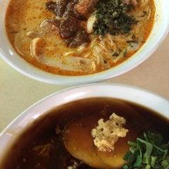 Photo taken at Hougang 105 Hainanese Village Centre (Lorong Ah Soo Food Centre) by Ger L. on 10/21/2014