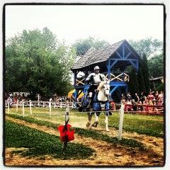 Photo taken at Michigan Renaissance Festival by Leah A. on 9/1/2013