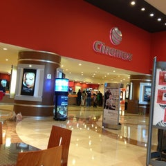Photo taken at Cinemex by Marco M. on 10/6/2012