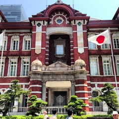 Photo taken at 東京駅 (Tokyo Sta.) by Tetsunori Y. on 4/26/2013
