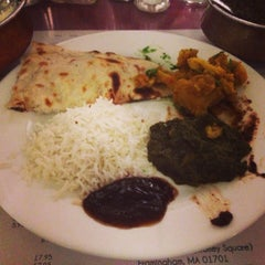 Photo taken at Rasoi Restaurant by Jesika M. on 11/30/2014