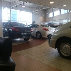 Photo taken at Peugeot (AutoForte) by Anton B. on 9/28/2012