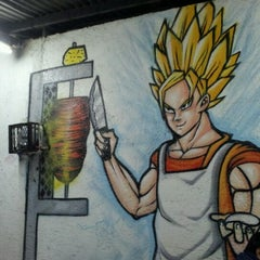 Photo taken at Taqueria Goku by Angel G. on 11/6/2012