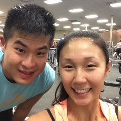 Photo taken at LA Fitness by Diana C. on 9/9/2014