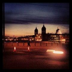 Photo taken at London Bridge by Jonathan F. on 10/9/2013