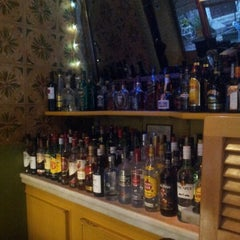 Photo taken at Karma Cafe by Kostas D. on 11/1/2012
