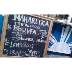 Photo taken at Maharlika Filipino Moderno by The Maharlikans on 12/12/2013