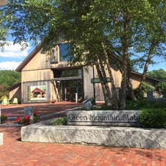 Photo taken at Vermont Welcome Center by barbee on 7/20/2015
