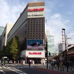 Photo taken at ビックカメラ 有楽町店 by Kunikazu K. on 11/22/2012