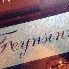 Das Foto wurde bei Café Feynsinn von Maurice H. am 12/26/2013 aufgenommen