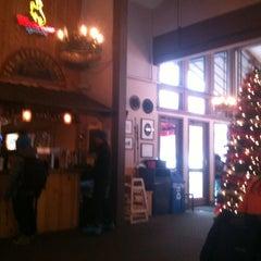 Photo taken at Nick Wilson's Cowboy Cafe by Lorene B. on 12/8/2012