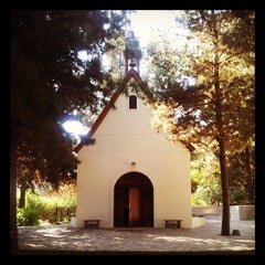Photo taken at Santuario Schoenstatt Los Pinos by Robert H. on 4/27/2014