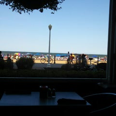 Photo taken at RockFish Boardwalk Bar & Seagrill by Bo A. on 6/28/2014