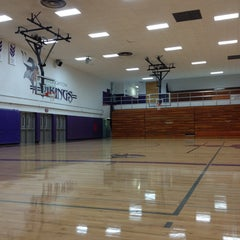 Photo taken at Stoughton High School by Veronica T. on 1/18/2013