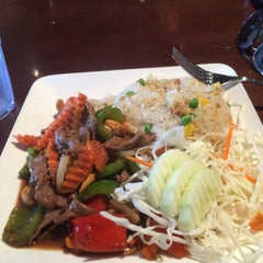 Photo taken at Cozy Thai Bistro by Andrew W. on 7/14/2015