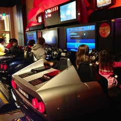Photo taken at Power Play Bellevue by Kerry M. on 1/2/2013