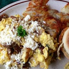 Photo taken at Georgia's Greek Restaurant & Deli by Kerry M. on 11/25/2012