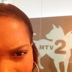 Photo taken at MTV2/mtvU by Gaëtane P. on 9/4/2013