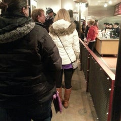 Photo taken at Chipotle Mexican Grill by Krystal W. on 1/5/2013