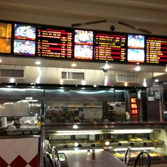 Photo taken at Bereket Turkish Kebab House by Joshua G. on 3/24/2013