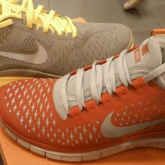 Photo taken at Nike Factory Store by Kong Chin T. on 12/30/2012