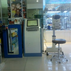 Photo taken at Executive Optical by eigger r. on 12/18/2012