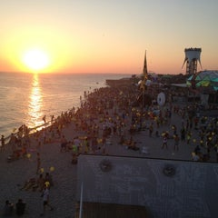 Photo taken at SunSet (kaZantip) by _mashaa_ on 8/10/2013