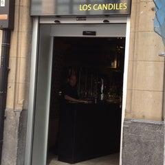 Photo taken at Los Candiles by Iñigo U. on 7/20/2013