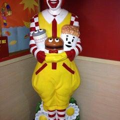 Photo taken at McDonald's by Irina H. on 10/7/2013