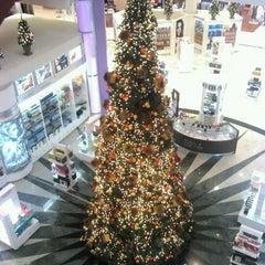 Photo taken at Galerías Santo Domingo by Coco V. on 11/11/2012