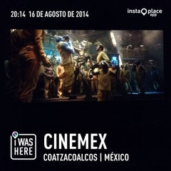 Photo taken at Cinemex by Juan Carlos A. on 8/16/2014