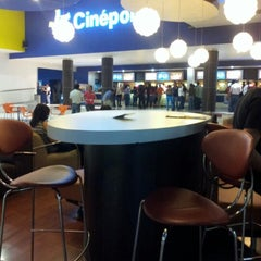 Photo taken at Cinépolis by Omar G. on 9/19/2012