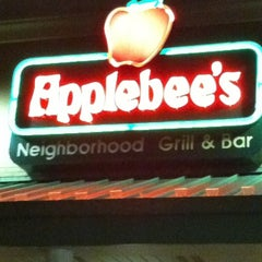 Photo taken at Applebee's by Ariel P. on 9/28/2012
