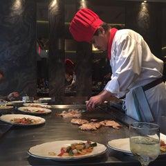 Photo taken at Yamato Japanese Restaurant by Dasha L. on 3/16/2015