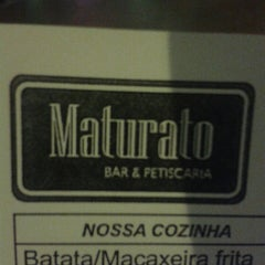 Foto tirada no(a) Bar Maturato por Mayara Angel O. em 2/23/2013