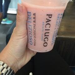 Photo taken at Paciugo Gelato & Caffé by Kayleigh S. on 7/15/2014