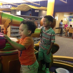 Photo taken at Southfield Public Library by Jessica J. on 7/30/2013