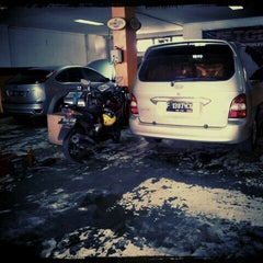 Photo taken at Toda Oil Centre by mioby l. on 12/15/2012