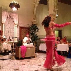 Photo taken at Restaurant Marrakesh by PSU-Lion D. on 10/17/2013