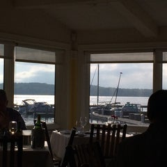 Photo taken at Boathouse Restaurant by Jon W. on 5/15/2015