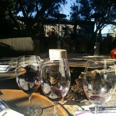 Photo taken at Ma(i)sonry Napa Valley by Jerry W. on 11/8/2015