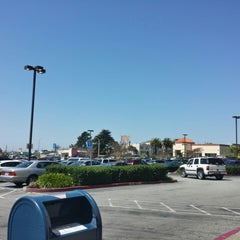 Photo taken at Mission Plaza by dan s. on 4/7/2014