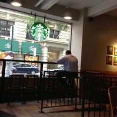 Photo taken at Starbucks by Thomas on 8/18/2013